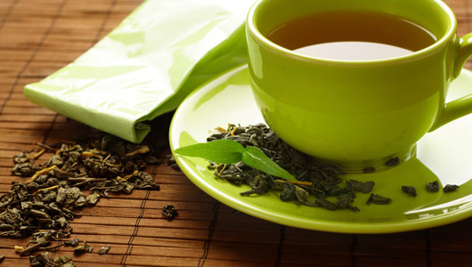 Simple Fat-Burning Foods: Green Tea