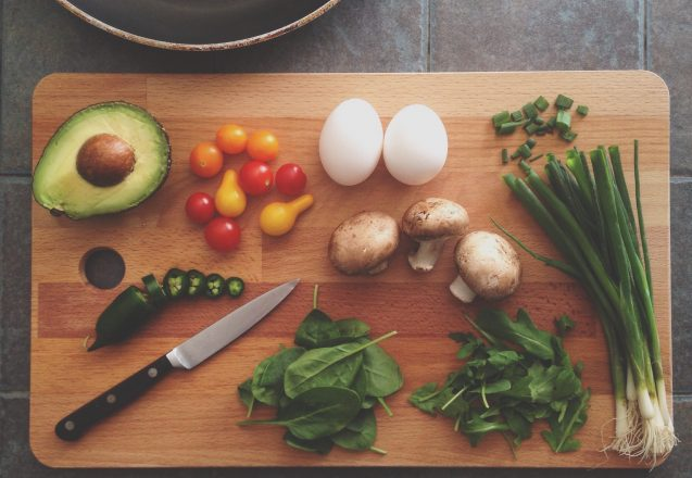 Eat Healthy Without Depriving Yourself